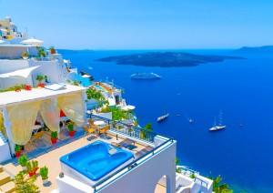 Día 7 :  Íos- Santorini