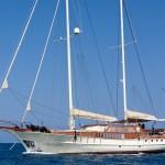 Gulet Aegean Schatz