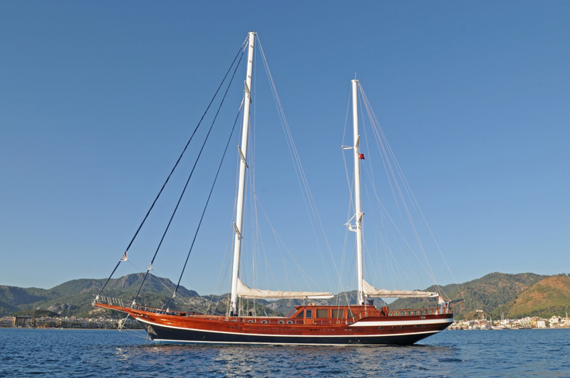 Goleta Queen of Datca