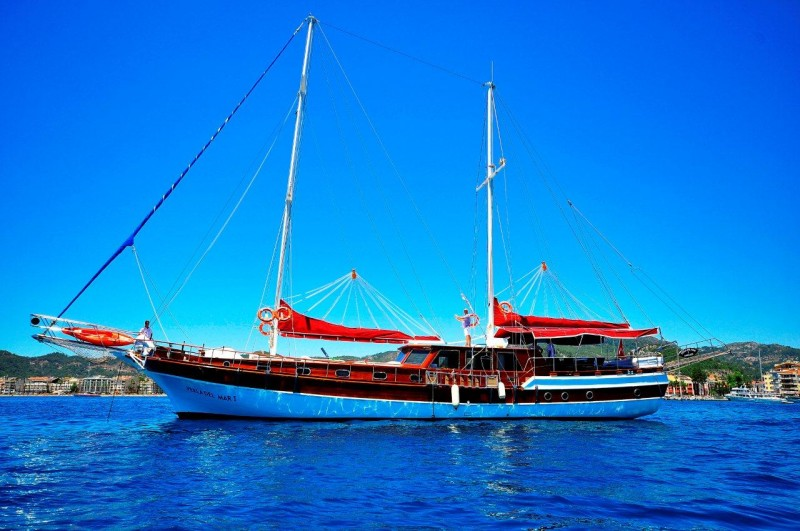 GuletPerla Del Mar 1