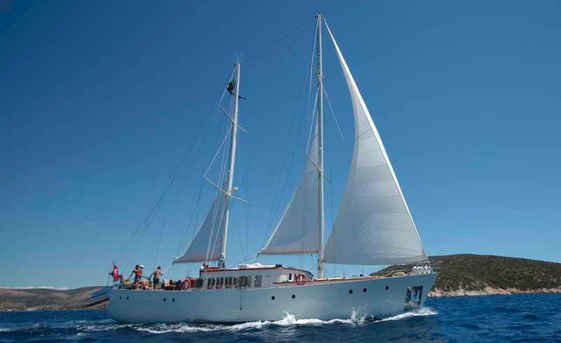 Goélette Deniz 61
